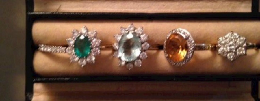 Jewellery collection stolen in Sale burglary – police issue pictures of the haul