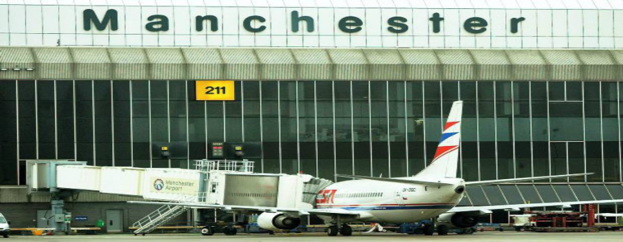 A thousand jobs on offer at Manchester Airport