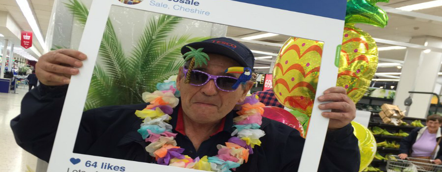 Charity weekend brings the rhythm of Rio to Tesco in Sale