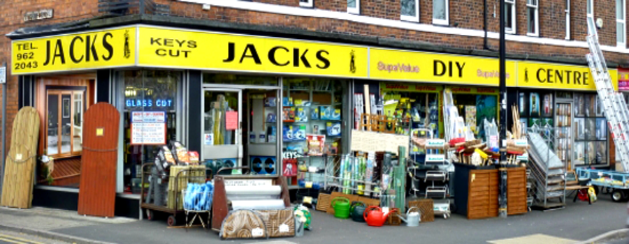 One of the oldest DIY stores in Sale is to close at the end of the month