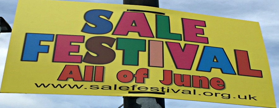 Sale Festival gears up to break all records…
