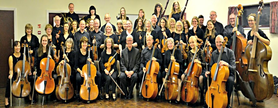 Sale Chamber Orchestra no longer plays second fiddle…