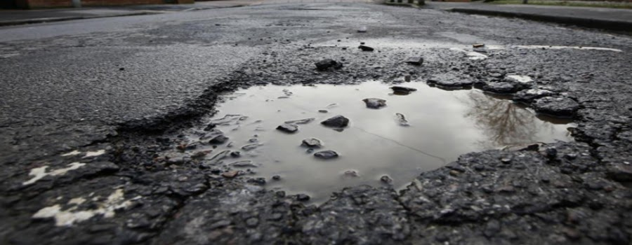 Motorists heading for a bumpy ride as Sale misses out on pothole repairs scheme