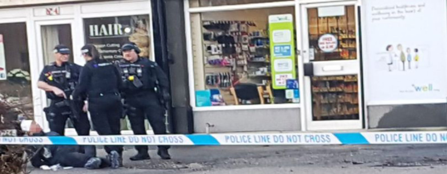 Detectives confirm a handgun was fired in Sale incident at Eastway