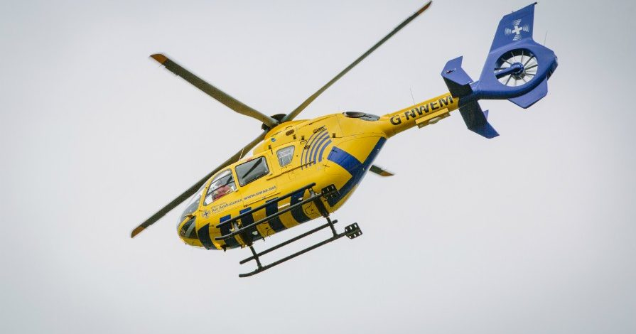 Air ambulance scrambled as teenager hit by car in Sale