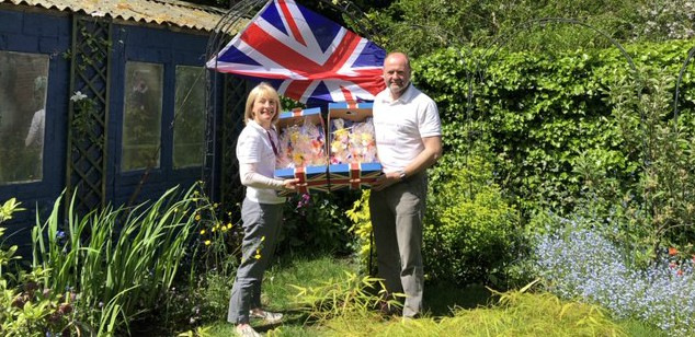 Cream teas add flavour to start of Sale's VE Day celebrations